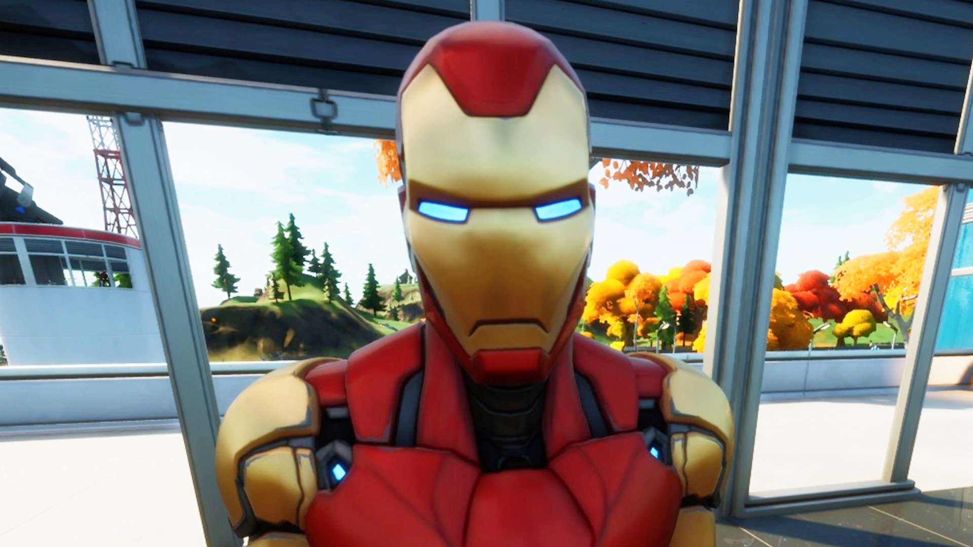 Where To Eliminate Iron Man At Stark Industries In Fortnite Pc Gamer You can find all of the items that belong to it below. where to eliminate iron man at stark