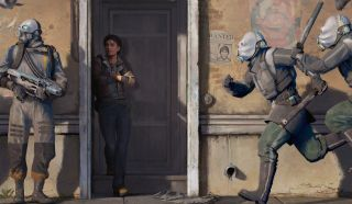 Half-Life: Alyx artwork