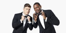 How Colin Jost And Michael Che Did As The 2018 Primetime Emmys Hosts