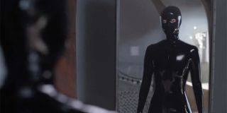 The Rubber Woman in the premier of _American Horror Stories._