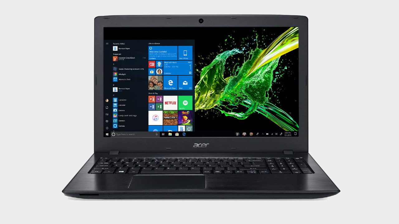 Jump into portable PC gaming with the Acer Aspire E 15, now $499 | PC Gamer