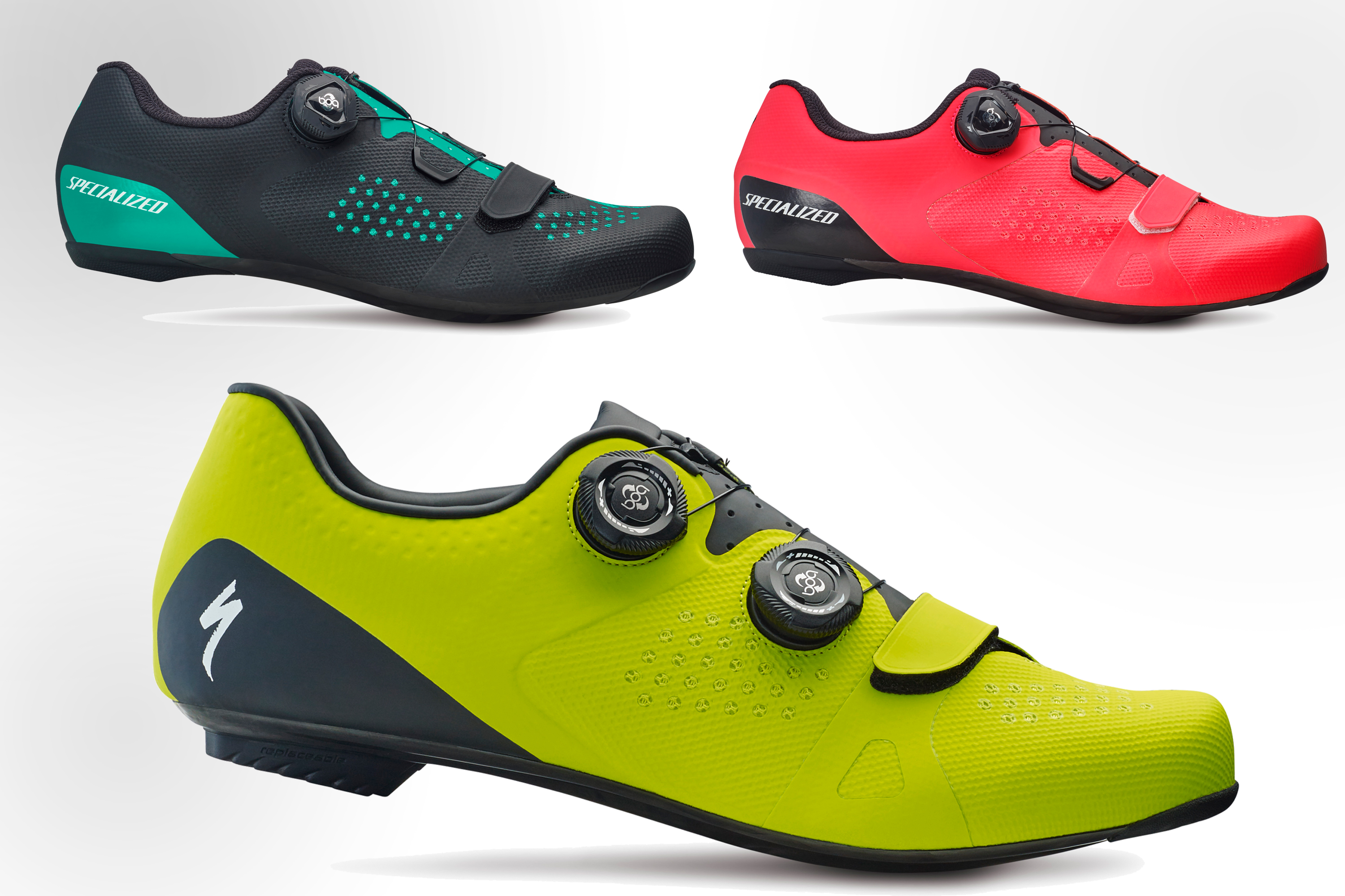 535914f1 More stunning shoes from Specialized thanks to a redesign of its ...