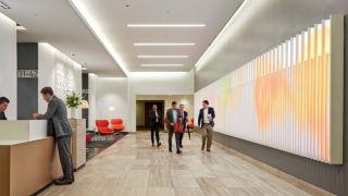 ESI Design Color Trail reactive light installation