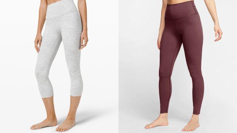 Lululemon leggings vs Nike leggings
