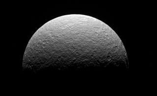 Saturn's Rhea