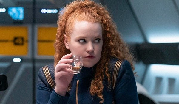 Tilly Star Trek: Discovery cbs all access