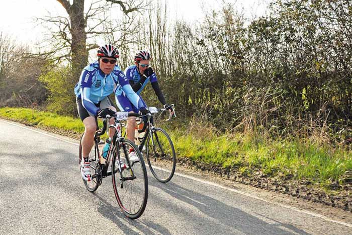 essex roads spring lamb sportive, british cyclo sportive, 2009