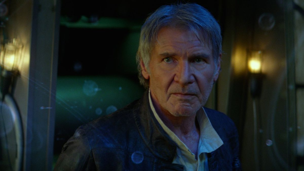 Harrison Ford discusses surprise Star Wars: The Rise of Skywalker cameo