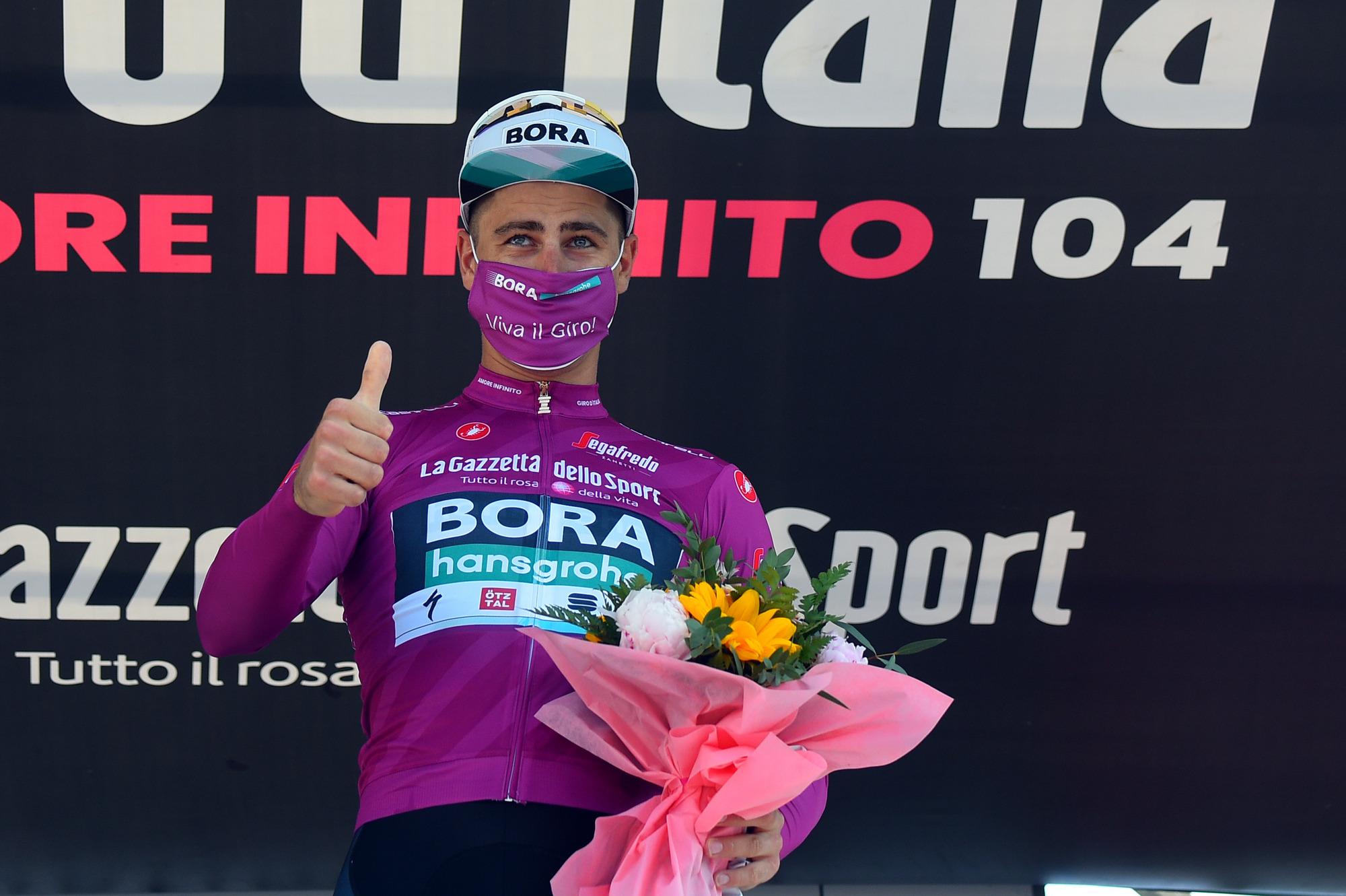 Giro d'Italia 2021 - 104th Edition - 19th stage Abbiategrasso - Alpe di Mera 166 km - 28/05/2021 - Peter Sagan (SVK - Bora - Hansgrohe) - photo Dario Belingheri/BettiniPhoto©2021