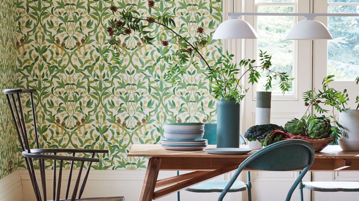 Country wallpaper ideas – for beautiful period properties, cottages and more