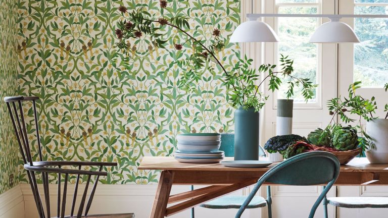 Country wallpaper ideas