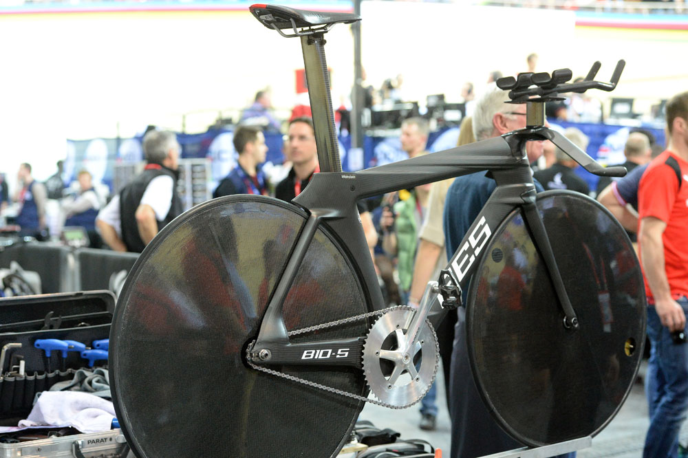 German National Team Unveil New Fes Bike Cycling Weekly