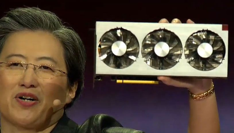 AMD unveils next-gen Radeon VII, launches February 7 for $699
