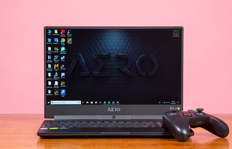Gigabyte Aero 15 Classic Full Review And Bechmarks Laptop Mag