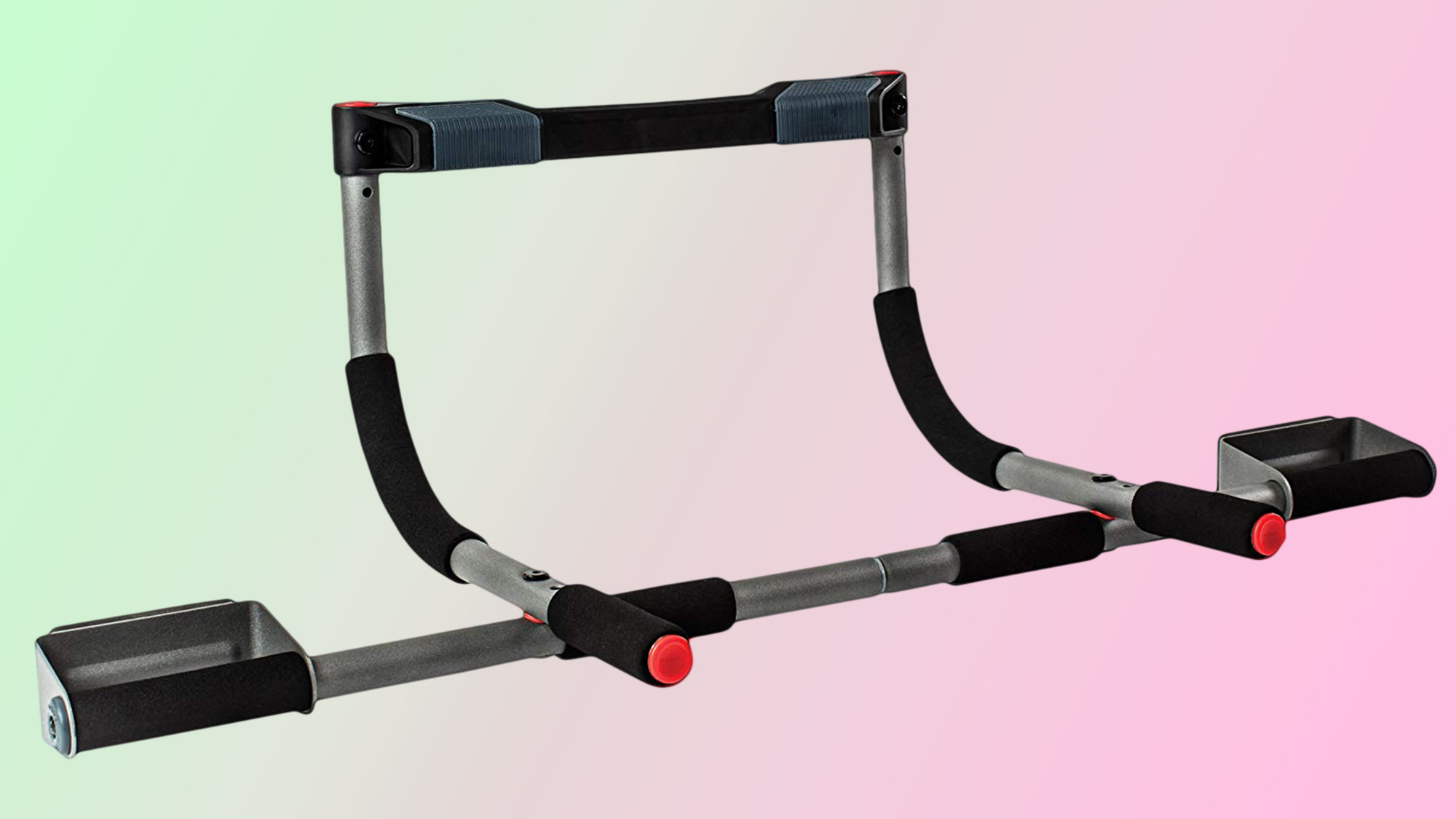 Best home gym equipment: Perfect Fitness Multi-Gym Doorway Pull Up Bar
