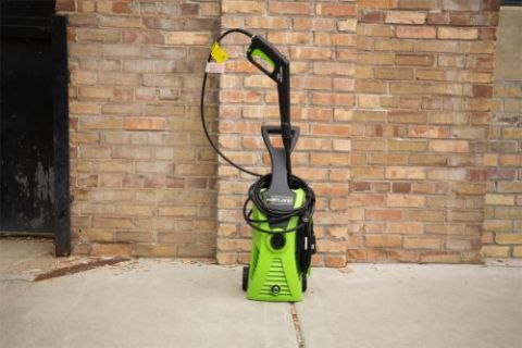 Harbor Freight Portland 63254 Pressure Washer Review