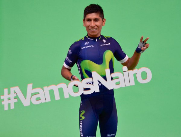 Nairo Quintana Movistar 2016 1
