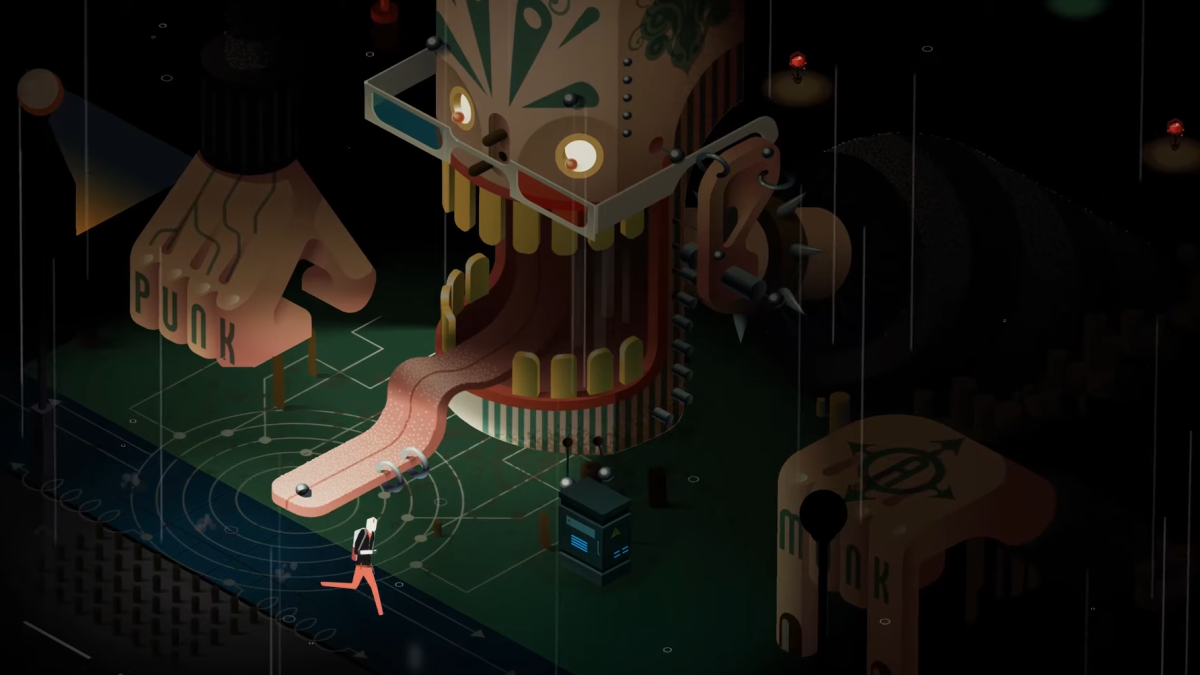 This genre-bender is a creepy marriage of Factorio and Don't Starve