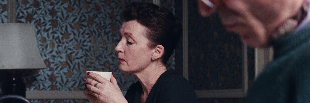Lesley Manville in The Phantom Thread