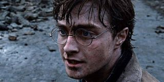 Daniel Radcliffe in _Harry Potter and the Deathly Hallows: Part 2_