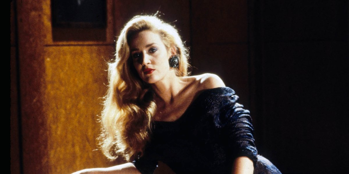 Jerry Hall as Alicia in Batman