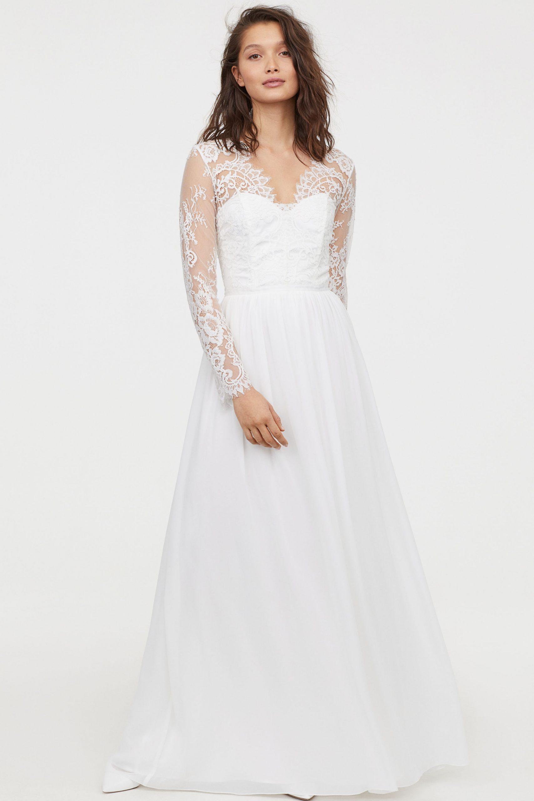 Wedding Dresses For Older Brides Long Sleeve Wedding Dresses