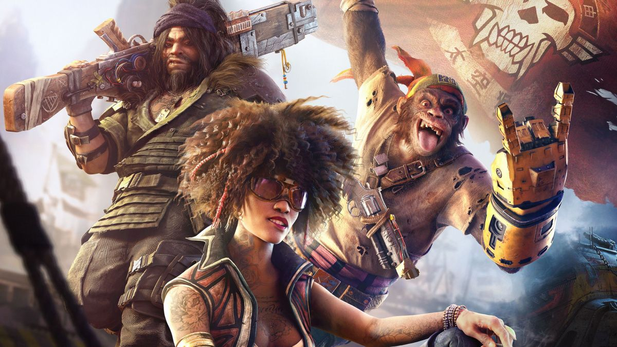 Beyond Good and Evil 2's demo feels so early it's hard to get excited about
