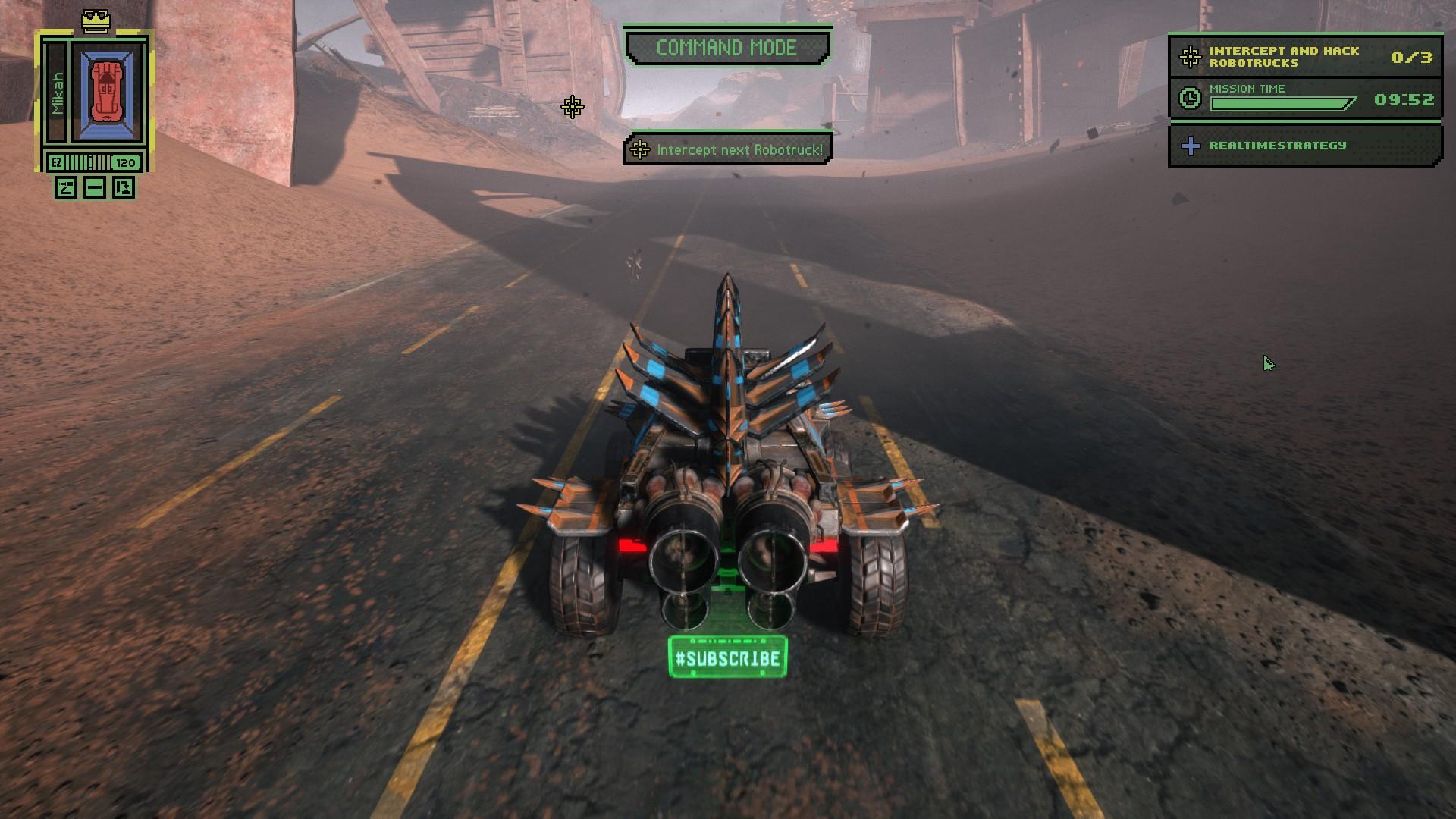 Dark Future is Carmageddon gone strategic | PC Gamer