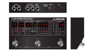 TC Electronic 2290 pedal