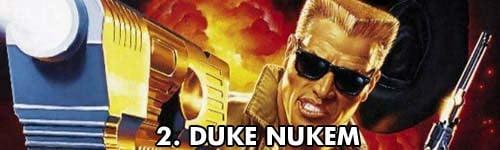 2. Duke Nukem