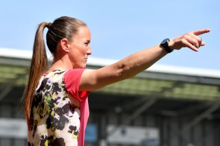 Manchester United Women v Crystal Palace Ladies – FA Women's Championship – Leigh Sports Village