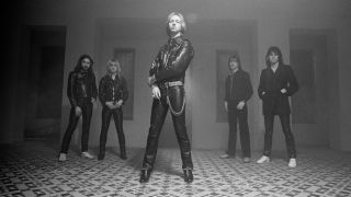 Judas Priest in 1980