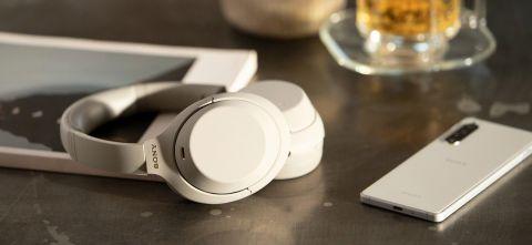 Sony's WH-1000XM4 wireless headphones
