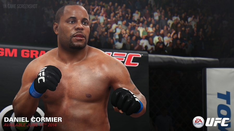 EA Sports UFC Screenshots Keep The Hype Going For PS4, Xbox One #31502