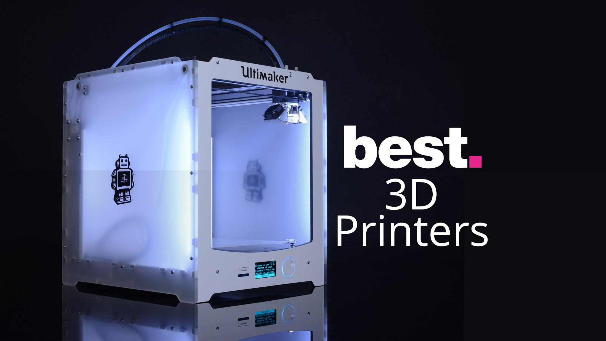 Best 3d Printers Of 2020 Techradar