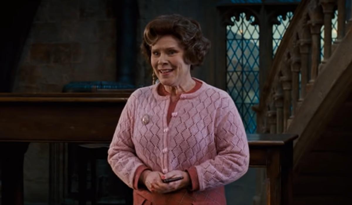 Harry Potter and the Order of the Phoenix Dolores Umbridge Imelda Staunton