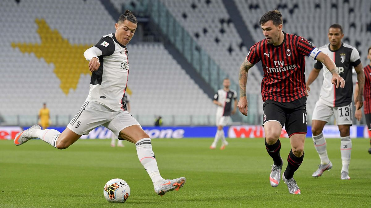 How to watch AC Milan vs Juventus: live stream Serie A ...