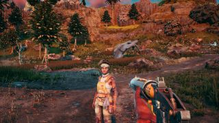 The Outer Worlds settings and image quality comparison