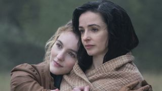 "Ann Skelly and Laura Donnellly in ""The Nevers"" on HBO Max."