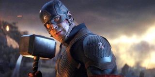 Cap with Thor's hammer