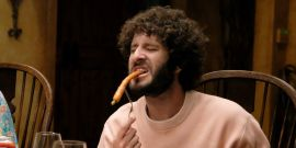 Dave Co-Creator Lil Dicky Shares Hilarious Story About That Infamous Poop Scene