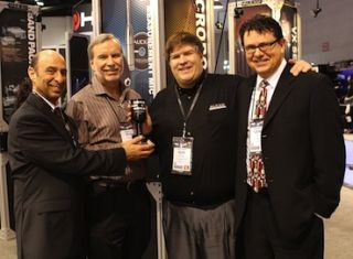 Audix Names Reflex Marketing 2012 Rep of the Year