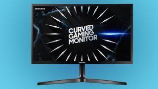 Samsung C24RG50 Gaming Monitor