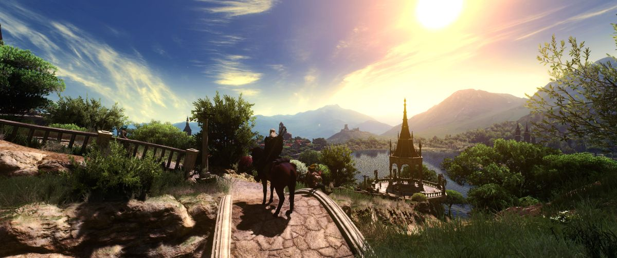 The Witcher 3 Enhanced Reshade mod is stunning | PC Gamer