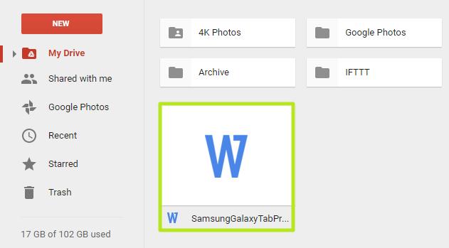 How To Convert Word Docs To Google Docs Laptop Mag