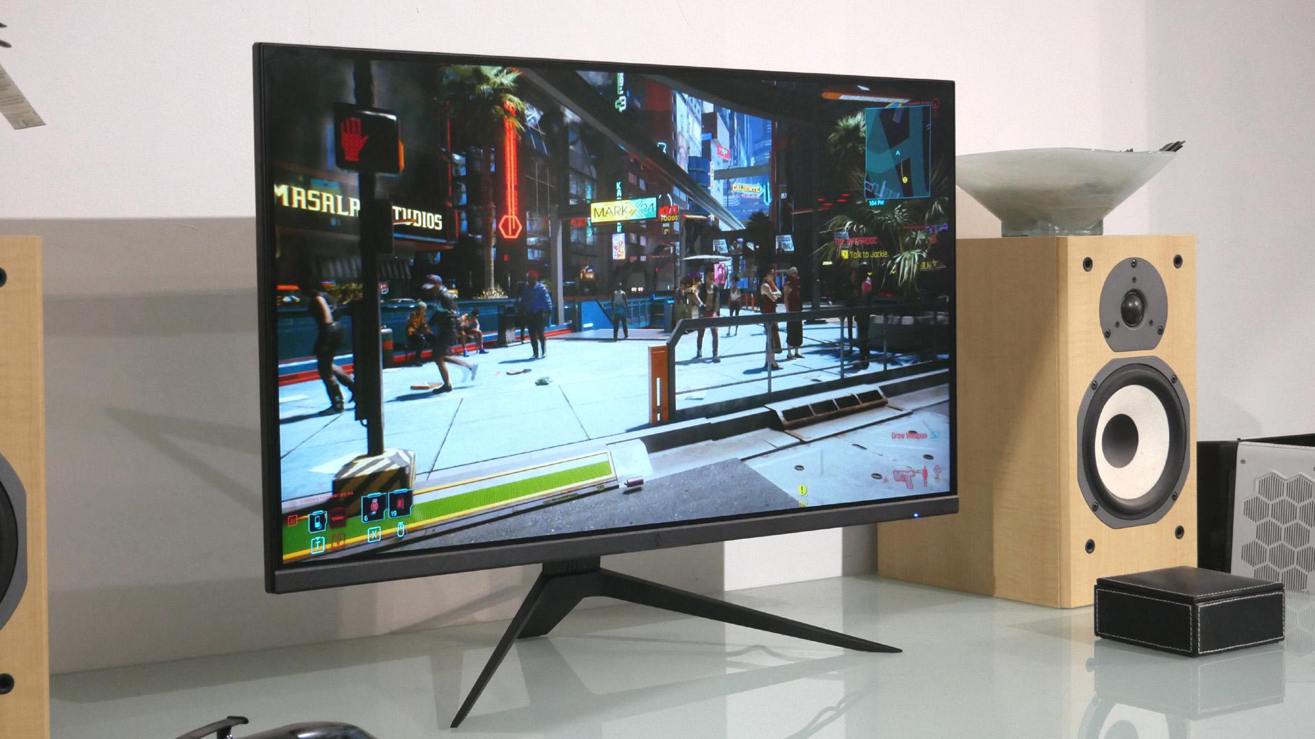 Monoprice Dark Matter 27-inch gaming monitor