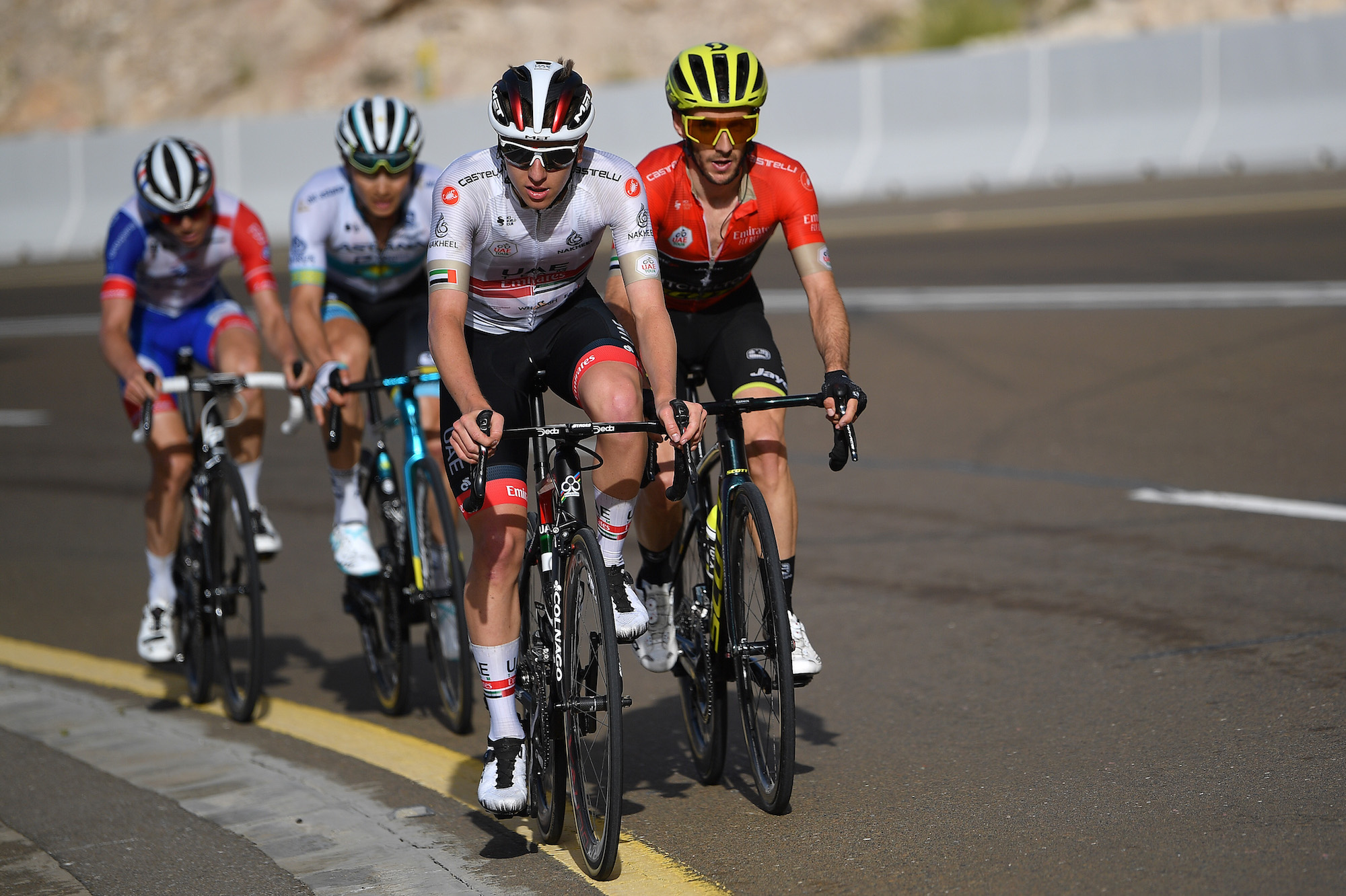 UAE Tour start list: Chris Froome, Tadej Pogačar and Caleb Ewan all down to  race in 2021 - Cycling Weekly