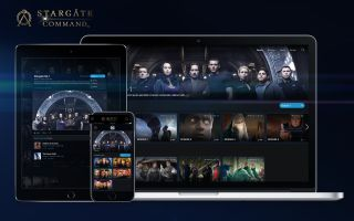 Stargate Command virtual platform