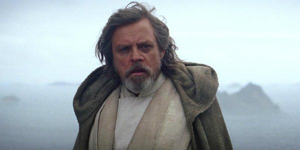 Luke Skywalker The Force Awakens Star Wars Mark Hamill