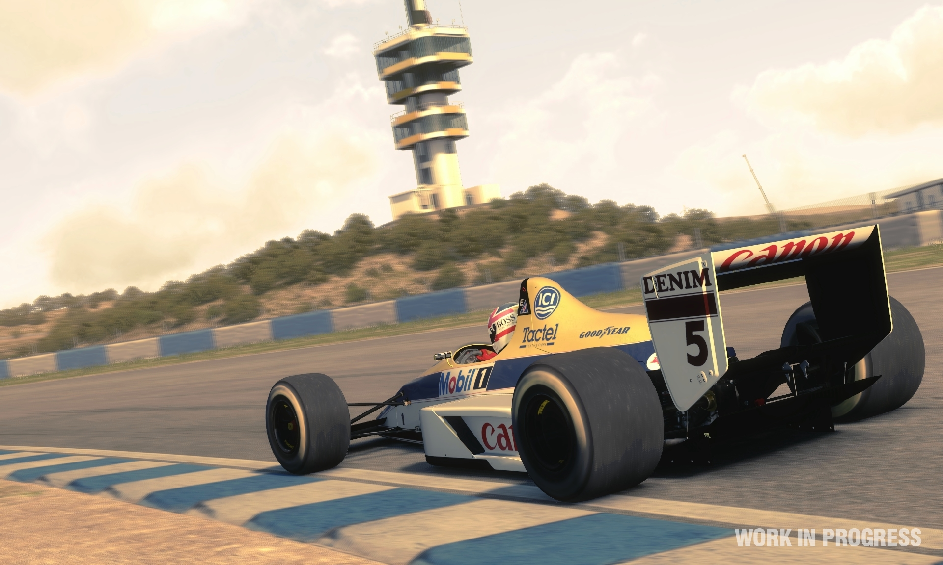 F1 2013 Gets Classic 1990's Cars, Tracks DLC - CINEMABLEND
